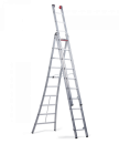 Rocky combination ladder