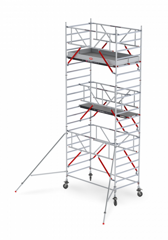 RS TOWER 52 double width rolling tower