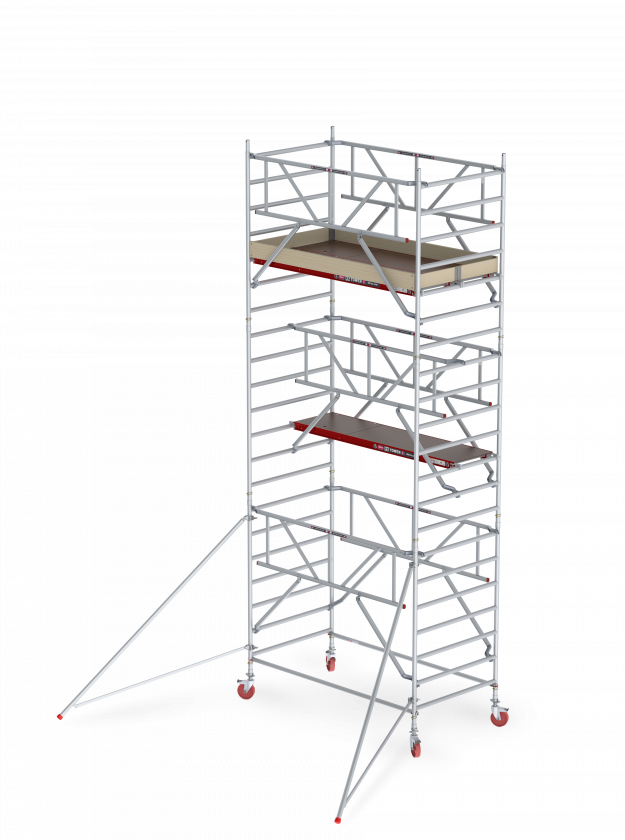 RS TOWER 42 double width rolling tower